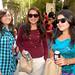 Pamela Ubilla,Paulina Estrada y Sofia Valenzuela
