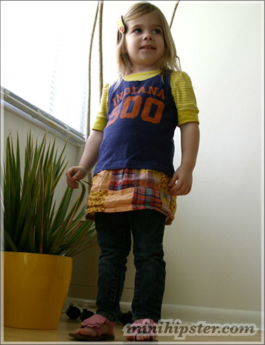 LOTUS. MiniHipster.com: children's childrens clothing trends, kids street fashion, kidswear lookbook