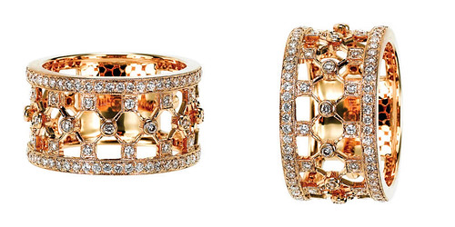 Diamond Ring | yellow gold