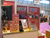 Cushi Tush exhibition stand