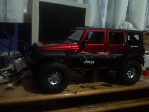 Jeep JK Blue HEMI 4629866213_48dc699bfd