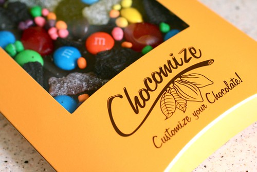 Chocomize: A Review and Giveaway