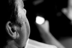 Dave (Duncan Cowles) Tags: old portrait woman white man black slr face rock canon 50mm james scotland bottle edinburgh raw sad wine feminine crying band scottish form aged rough cry middle duncan morningside facial cowles ewen jvc gy 400d hm100 hm700