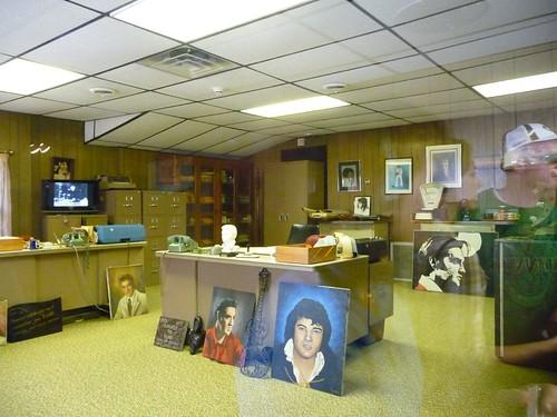 vernon's office.