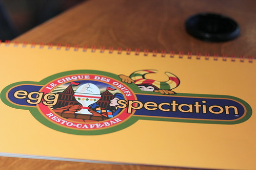 Eggggg-spectation!