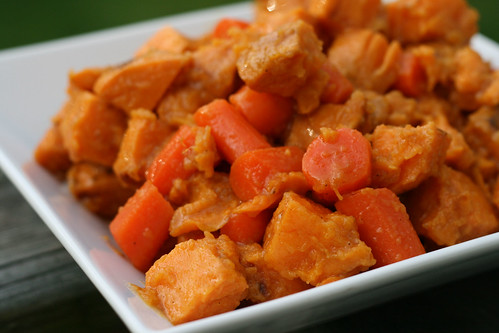 Sweet Potato and Carrot Salad Recipe