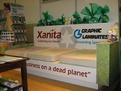 Branded X-Board Print Couches
