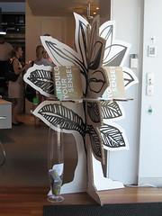 Decorative trees using X-Board Kraft