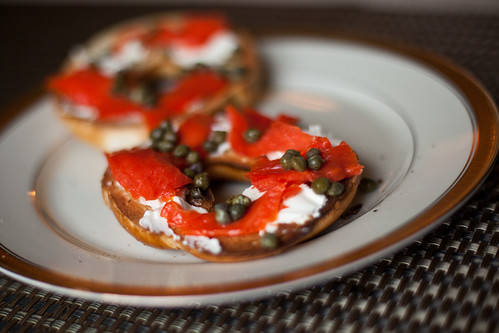 Breakfast Lox! on Flickr