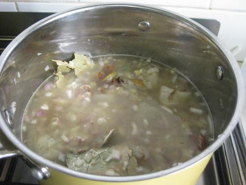 Chestnut soup -the ugly