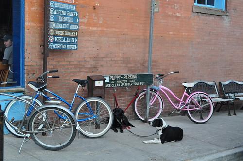 sweet parking spot