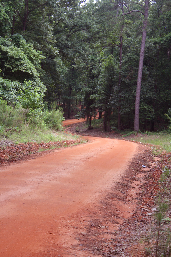 red clay roads