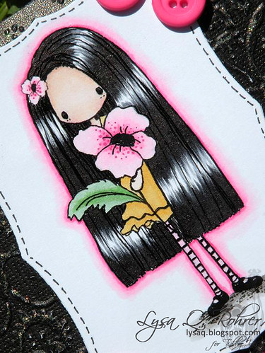 Gothic Cutie Poppy