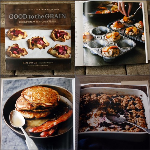 some of the most enticing baked goods in Good to the Grain.
