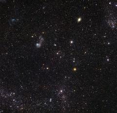 Gran Nube de Magallanes (Kanijoman) Tags: astronoma galaxias grannubedemagallanes