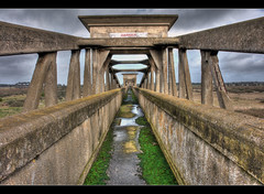 The Vanishing (Stephen Kinna Photography) Tags: bridge abandoned neglect rust decay pipe neglected victoria hdr decayed