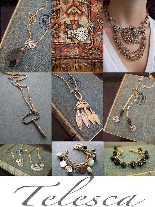 Telesca jewelry