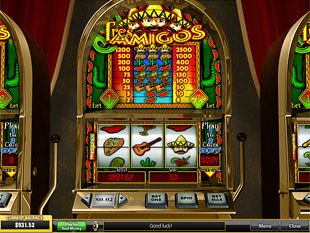 Tres Amigos slot game online review
