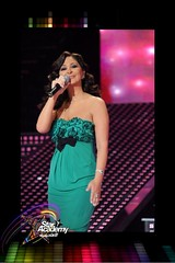 Elissa In StarAcademy 7 (Elissa Official Page) Tags: 7 elissa 2012   staracademy in 2011