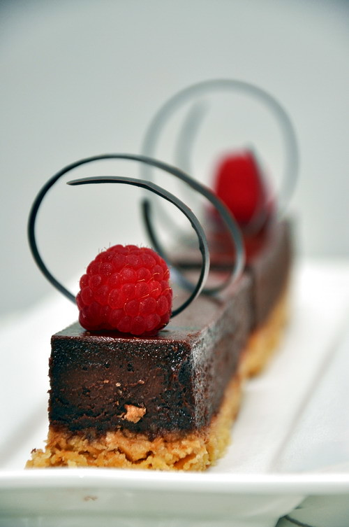 New York Chocolate Raspberry Cheese Cake 3