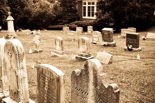 Cemetery of