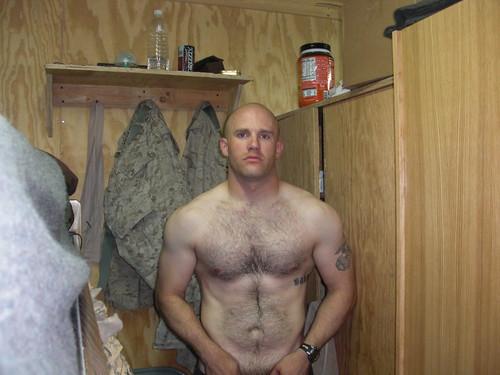 Hairy military