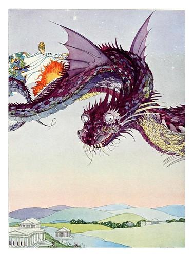 002-El Minotauro-Tanglewood tales 1921- Virginia Frances Sterrett
