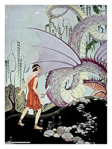 005-Los dientes del dragon-Tanglewood tales 1921- Virginia Frances Sterrett