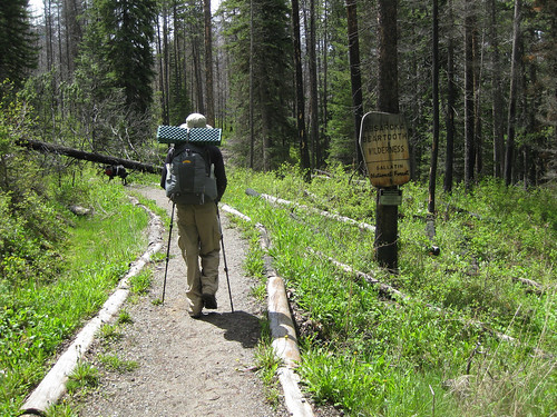 Mike Absaroka Beartooth Wilderness