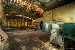 (5y12u3k) Tags: abandoned industrial neglected poland polska shipyard hdr gdansk decayed urbex 14mm photomatix samyang stocznia