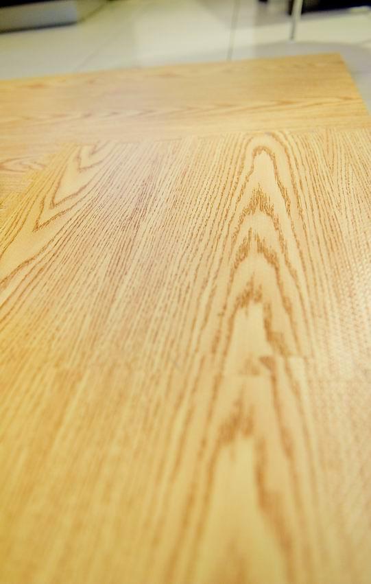 安心爬行~仿淺木紋運動安全地墊