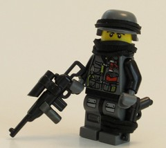 Ranger (Calvi) Tags: scarf army us cool ranger lego near military awesome future proto carbine luger m1a1 brickarms brickforge nivlac pr0to prodotype