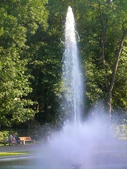 Białystok (tm-tm) Tags: park fountain europe poland polska bialystok białystok