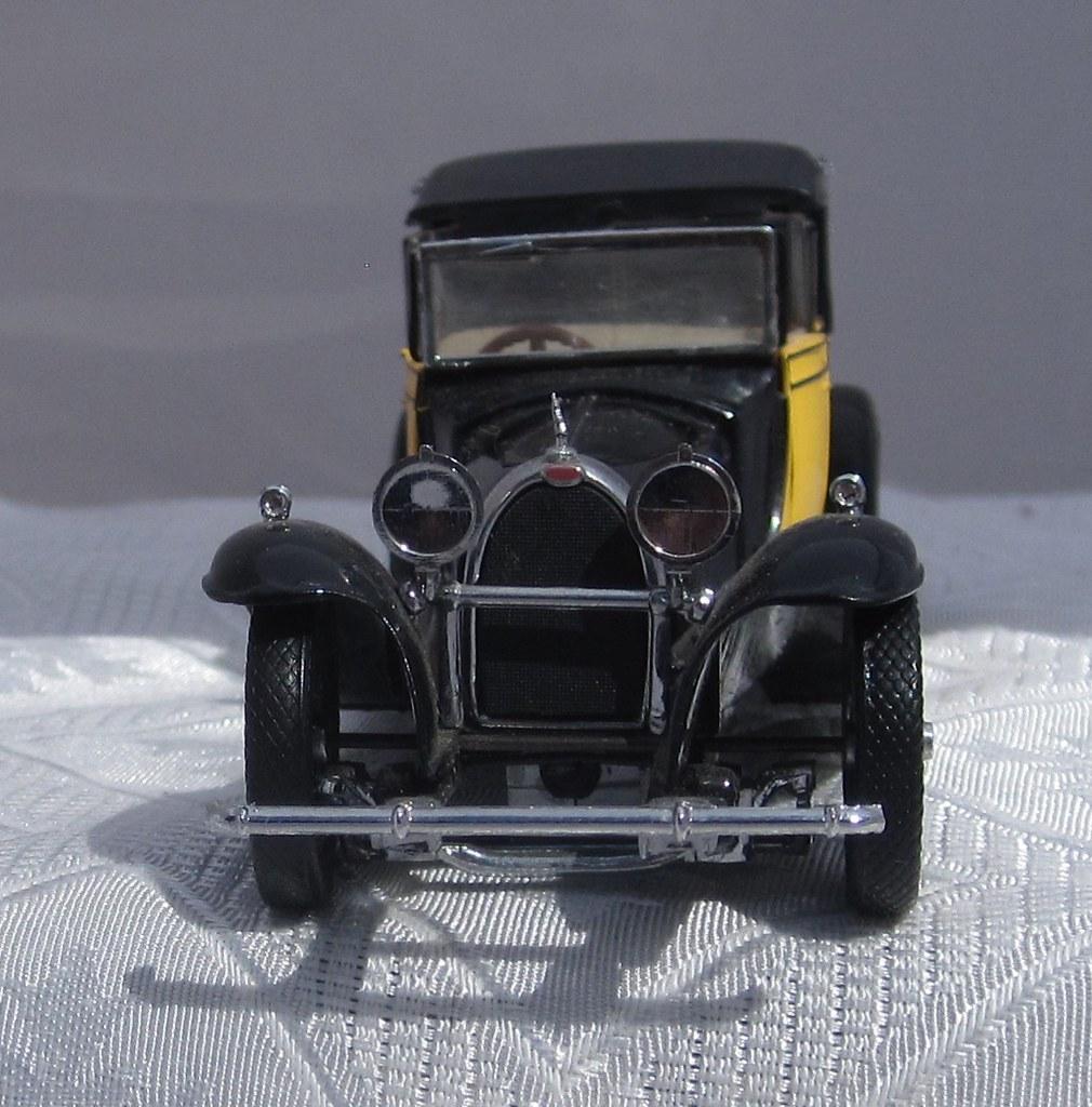 1931 Bugatti Royale Berline de Voyage front