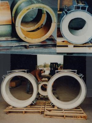 Color-Coded Insulating Components