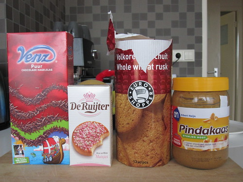 Dutch Breakfast - Toppings for bread