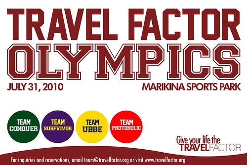 Travel Factor Olympics