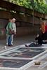 Emma McNally, Southbank (London) Artist (Craig Jewell Photography) Tags: london painting iso100 artist pavement davinci australia brisbane southbank f45 replica painter uktrip 1125sec canoneos5dmarkii emmamcnally ef100mmf28lmacroisusm cpjsm