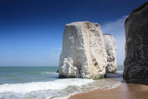 Botany Bay Kent. Broadstairs Beach, Kent middot; Botany Bay, Kent
