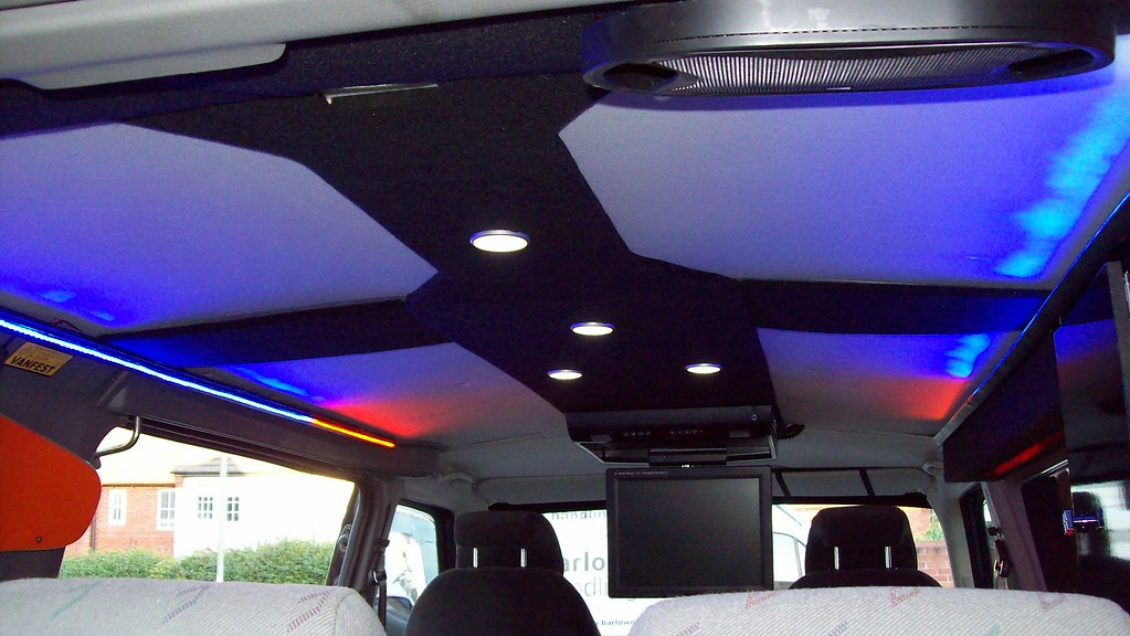 Interior Led Strip Lights Vw T4 Forum Vw T5 Forum