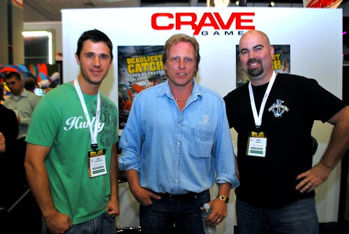 Erik, Sig Hansen, and Mike