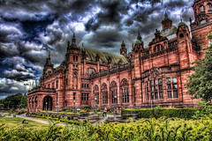 Museum (Billy McDonald) Tags: museum glasgow hdr artgalleries