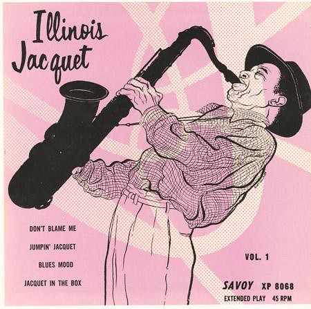 illinois jacquet  vol  1