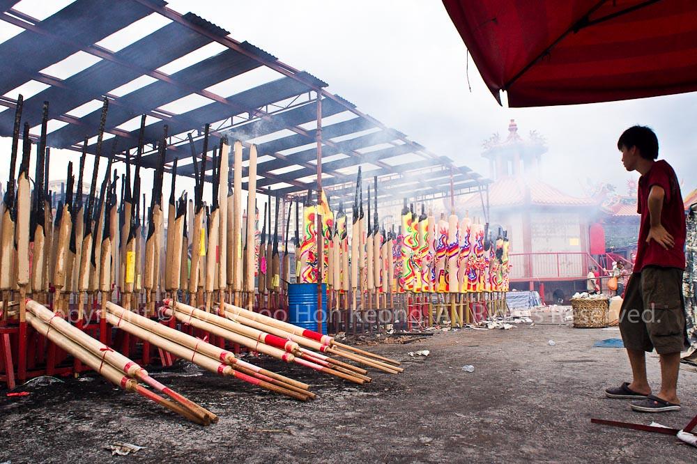 Nine Emperor Gods Festival, Ampang, Malaysia
