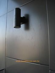 四季天韻:塑鋁板外牆