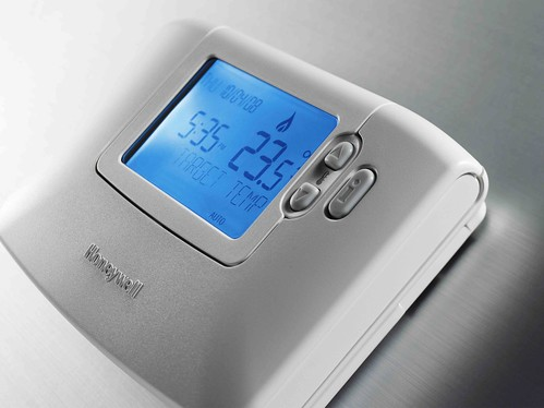 Honeywell Wireless Programmable Room Thermostat
