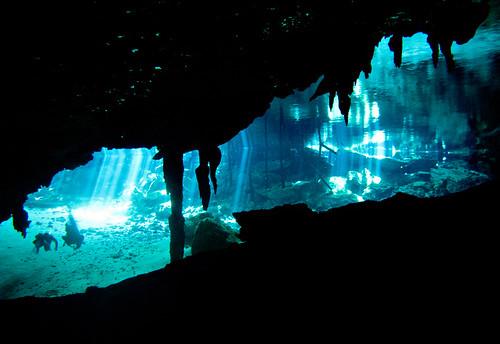 Cenote Dos Ojos 06