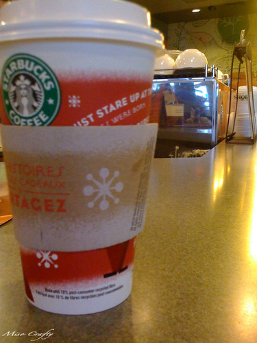Starbucks Red Cup 2010