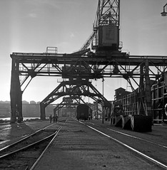 Blecktornskajen vid Norra Hammarbyhamnen