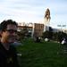 Tantek in the park